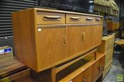Sale 8350 - Lot 1045 - G-Plan Fresco Teak Sideboard