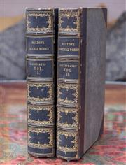 Sale 8568A - Lot 78 - James Montgomery, The Poetical Works of John Milton, 2 volumes, London, 1843