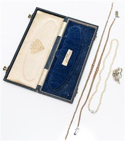 Sale 9162H - Lot 88 - A collection of pearl jewellery including a silver clasp example.