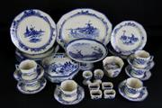 Sale 8923B - Lot 82 - A quantity of Royal Doulton Burslem dinner wares to include plates, cups, saucers, egg cups, platter, tureen etc together with a sim...