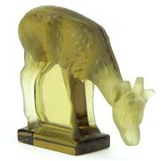 Sale 8264 - Lot 67 - Lalique Fawn Figure
