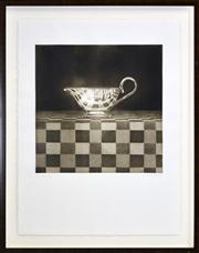 Sale 8332A - Lot 63 - Peter Hickey (1973 - ) - The Silver Jug 45 x 45cm