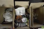 Sale 8497 - Lot 2340 - 3 Boxes of Kitchenware