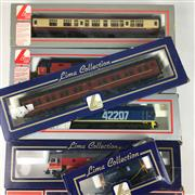 Sale 8545N - Lot 231 - Collection of Lima Model Train Carriages