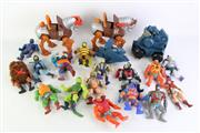 Sale 8887 - Lot 9 - Collection Of He-Man Figures