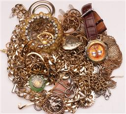 Sale 9104 - Lot 40 - A Collection Of Costume And Other Jewellery