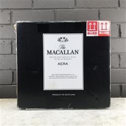 Sale 9089W - Lot 34 - 6x The Macallan Distillers Aera Highland Single Malt Scotch Whisky - Taiwan exclusive limited edition, 40% ABV, 700ml bottles in b...