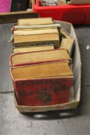 Sale 8169 - Lot 2233 - Box of Books incl. Chums