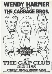 Sale 8766A - Lot 5099 - Deborah Parry - Wendy Harmer with The Cabbage Bros. lithograph
