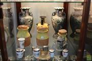 Sale 8217 - Lot 134 - Royal Worcester Egg Coddlers with Other Ceramics incl Kemety Pottery Canisters