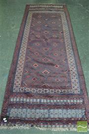Sale 8341 - Lot 1007 - Persian Balouch (280 x 100cm)
