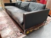 Sale 8688 - Lot 1029 - Flexsteel Three-Seater Sofa