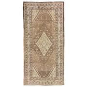 Sale 8890C - Lot 43 - Turkestan Vintage Khotan Carpet, 346x167cm