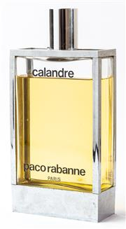 Sale 9083N - Lot 76 - A Paco Rabanne factise. Height 33cm