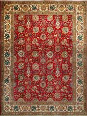 Sale 8335C - Lot 65 - Persian Tabriz 390cm x 305cm