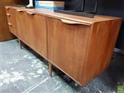 Sale 8585 - Lot 1072 - McIntosh Teak Sideboard