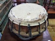 Sale 8566 - Lot 1243 - Double Ended Bass Drum (50)