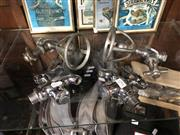 Sale 8801 - Lot 1077 - Collection of Vintage Bubbler Heads and Tap Fittings