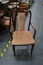 Sale 8035 - Lot 1055 - Parker Dining Setting incl. Butterfly Leaf Extension Table & 8 Chairs incl. 2 Carvers