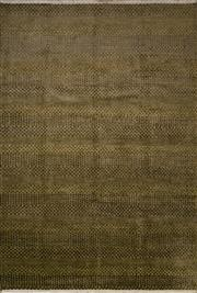 Sale 8447C - Lot 5 - Jaipor Contemporary Wollen Rug 264cm x 185cm