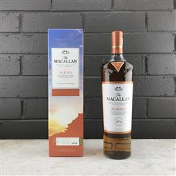 Sale 9089W - Lot 36 - The Macallan Distillers Aurora Highland Single Malt Scotch Whisky - Taiwan exclusive limited edition, 40% ABV, 1000ml in box
