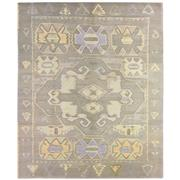 Sale 8840C - Lot 2 - A Nepalese Aztec Design Carpet, Tibetan Highland Wool & Chinese Silk, 250 x 300cm