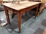 Sale 8904 - Lot 1047 - Timber Occasional Table