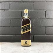 Sale 8976W - Lot 48 - 1x Johnnie Walker Black Label Blended Scotch Whisky - old bottling, 1000ml