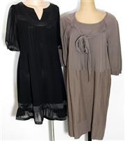 Sale 8134B - Lot 362 - VERONIKA MAINE AND ALICE IN THE EVE DRESSES; (8-10)