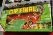Sale 8169 - Lot 2217 - Cup Final Board Game