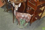 Sale 8331 - Lot 1084 - Concrete Deer