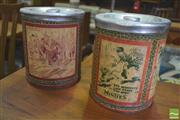 Sale 8310 - Lot 1094 - Collection of Vintage Mintys Tins