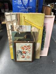 Sale 8797 - Lot 2147 - Collection of Various Artworks (5)