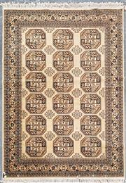 Sale 9017 - Lot 1094 - Hand Knotted Pure Wool Bokhara (188 x 130cm)
