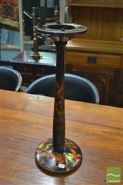 Sale 8299 - Lot 1018 - Pokerwork Smokers Stand