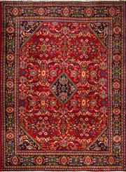 Sale 8335C - Lot 67 - Persian Mashad 385cm x 295cm