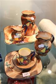 Sale 8362 - Lot 249 - H&K Tunstall Luscious Table Wares