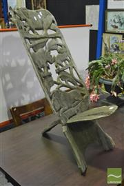 Sale 8368 - Lot 1058 - Tribal Chair