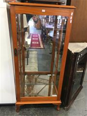 Sale 8782 - Lot 1364 - Small Pine Display case