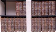 Sale 8568A - Lot 88 - Encyclopedia Britannica, 9th Edition, 25 volumes, Edinburgh, 1875