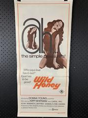 Sale 9003P - Lot 62 - Vintage Movie Poster - Wild Honey