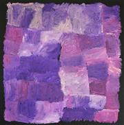 Sale 8309 - Lot 550 - Kudditji Kngwarreye (c1928 - 2017) - My Country 93 x 88cm