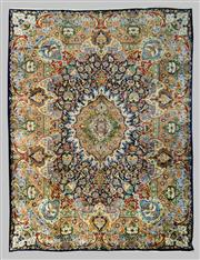Sale 8539C - Lot 3 - Vintage Persian Tabriz 390cm x 294cm