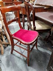 Sale 8740 - Lot 1647 - Collection of Single Chairs