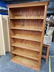 Sale 8740 - Lot 1181 - Large Timber Bookcase