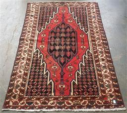 Sale 9151 - Lot 1414 - Handknotted pure wool Persian suruk ( 200 x 135cm)