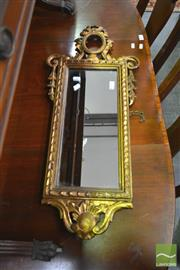 Sale 8277 - Lot 1094 - Gilt Framed Mirror