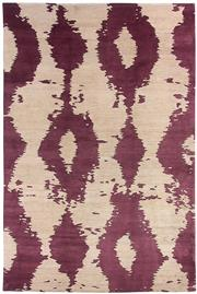 Sale 8626A - Lot 14 - A Cadrys Nepalese Ikat Revival Carpet In Tibetan Highland Wool, Size; 297X187cm, RRP; $5500
