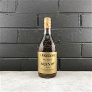 Sale 8976W - Lot 53 - 1x Hennessy Fine Superior Australian Brandy - old bottling, 750ml