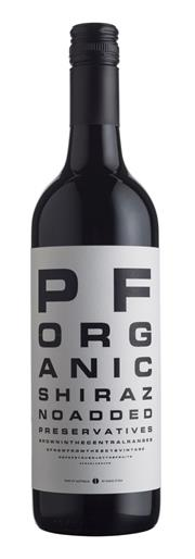 Sale 8528W - Lot 203 - 6x 2017 Windowrie Eyechart Shiraz PF. Preservative Free Certified Organic   Spoil yourself with a glass of this preservati...